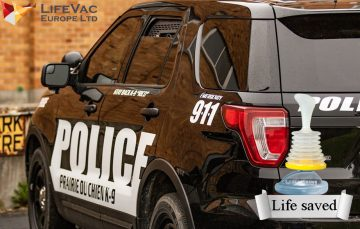 LifeVac helps save another life – Prairie Du Chien Police Department