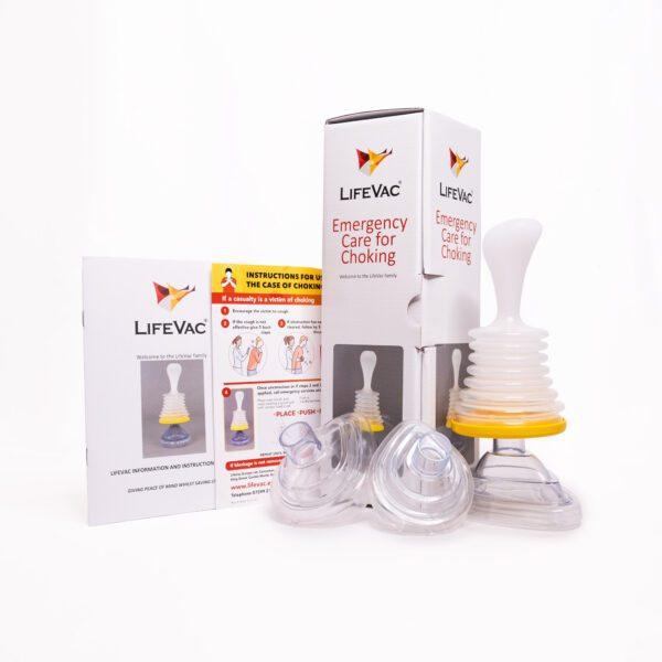 LifeVac Home Kit