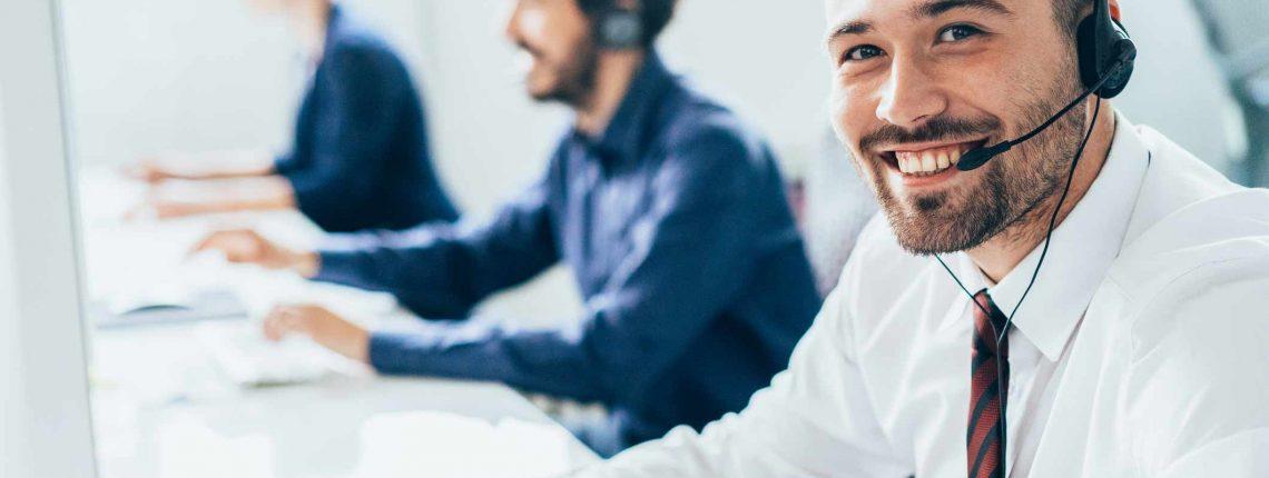 Customer support team at LifeVac Europe