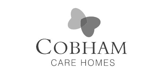 cobham care homes logo