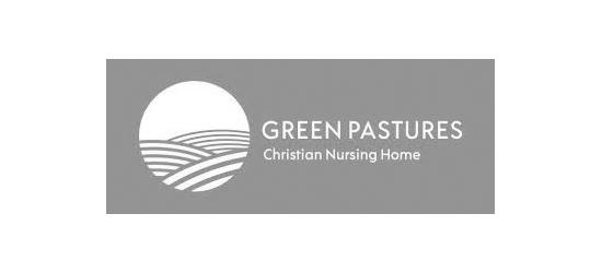 green pastures nursing home logo