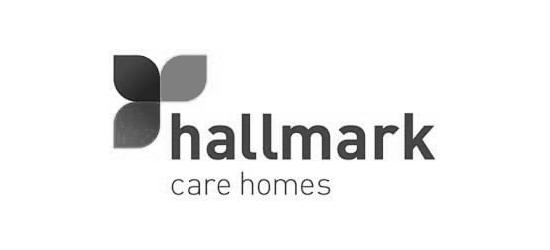 hallmark care homes logo