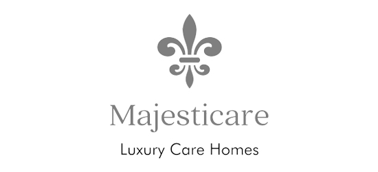 majesticare luxury care homes logo