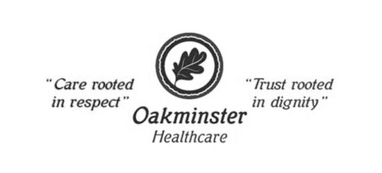 Oakminster Healthcare Logo
