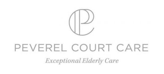 Peverel Court Care Homes Logo