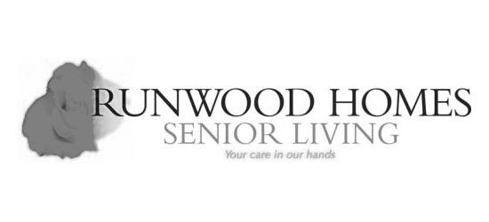 runwood homes logo