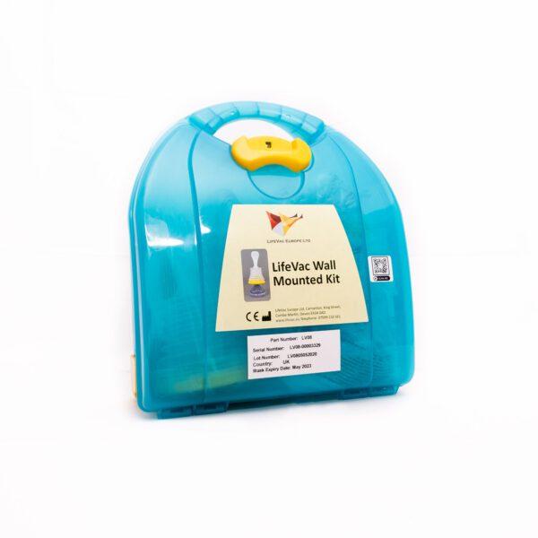 LifeVac Wall Mounted Kit to prevent choking