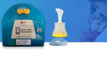 A new measure in the fight against choking deaths with LifeVac