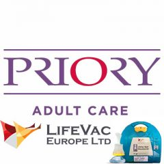 LifeVac helps save a life within Priory Group