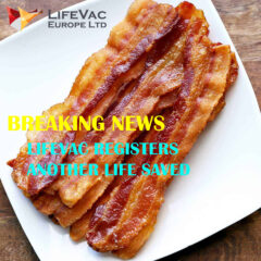 LifeVac saves life in UK care sector